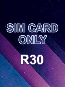 Sim Card New number